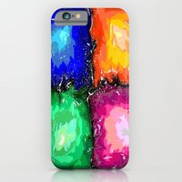 iPhone & iPod Case featuring something must break by Sproot