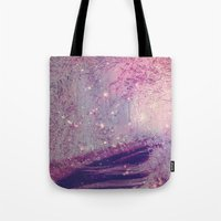 Fairy Tale Forest Tote Bag