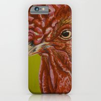 Orange Rooster iPhone 6 Slim Case