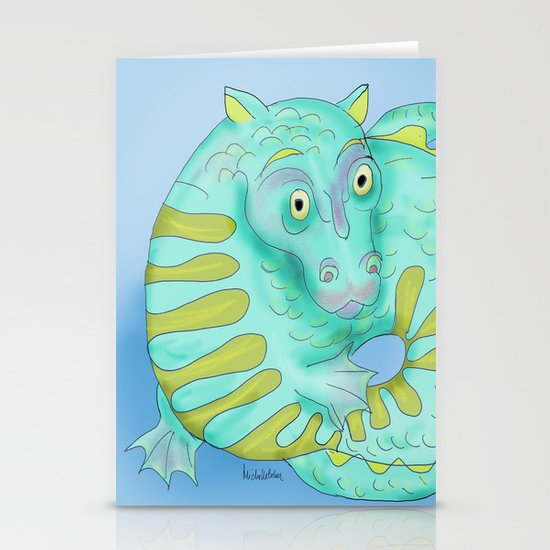 Puff Stationery Card