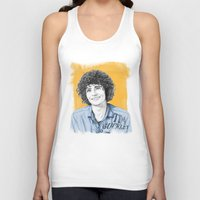 Tim Buckley Unisex Tank Top