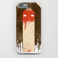 The Silence (Native Woman) iPhone 6 Slim Case