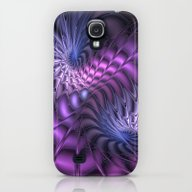 Fractal A Moment In Time Galaxy S4 Slim Case