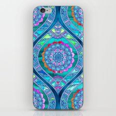 Radiant Boho Color Play iPhone & iPod Skin