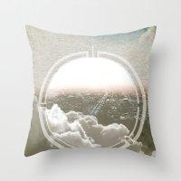 imaginary you Throw Pillow