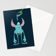 Don't get them wet... Stationery Cards