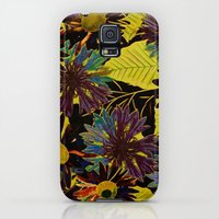 iPhone Cases featuring floral Africa by clemm