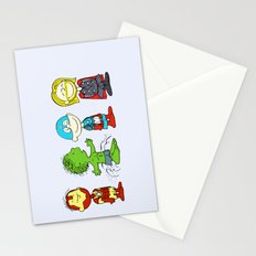 Little Avengers Stationery Cards