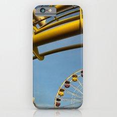 Santa Monica pier 3 iPhone 6s Slim Case