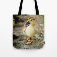 Interested Tote Bag
