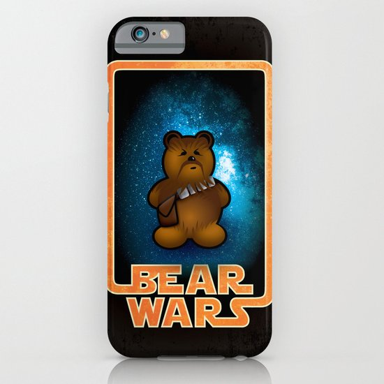 Bear Wars - Chompy iPhone & iPod Case