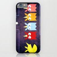 Pac Unicorn iPhone 6 Slim Case