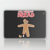 The Walking Bread Zombie… Laptop & iPad Skin