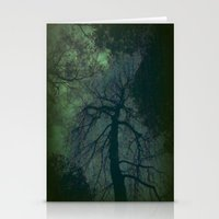 Gratitude Green Stationery Cards