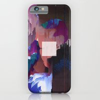 iPhone & iPod Case featuring Not a Glitch in Society  by Brianms18