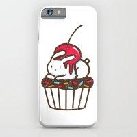 Chubby Bunny On A Cupcak… iPhone 6 Slim Case