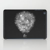 Supernova Sky Ride iPad Case