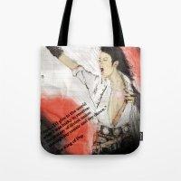 MJ Shamone!  Tote Bag