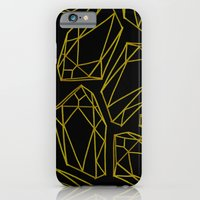 golden emptiness. iPhone 6 Slim Case