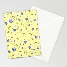 Botanical Print (Hound's Tongue)  Stationery Cards