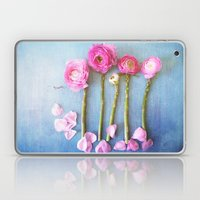 Wild Flowers And Spring … Laptop & iPad Skin