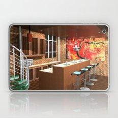 Loft Apartment Kitchen Laptop & iPad Skin
