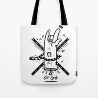 Get lucky Tote Bag
