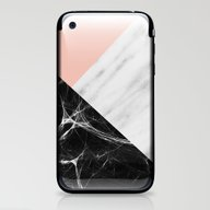 Marble Collage iPhone & iPod Skin