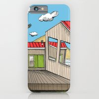 iPhone & iPod Case featuring Skewed by Debbie Porter - Designs of an Eclectique Heart by eclectiquexx