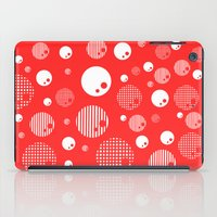 Bubblemagic - Red iPad Case