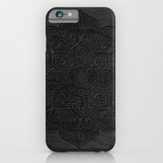 Wood Mandala Slim Case iPhone 6s
