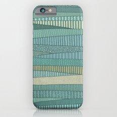Summer Fields Slim Case iPhone 6s