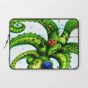 Infinity Octopus Laptop Sleeve