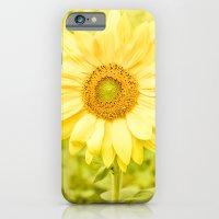 Smiling Sunflower iPhone 6 Slim Case