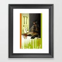 The One Free Man Framed Art Print