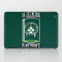 The Last Metroid iPad Case