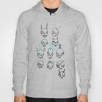 SKULLS THROUGH HISTORY Hoody