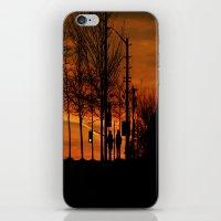 sunday iPhone & iPod Skin