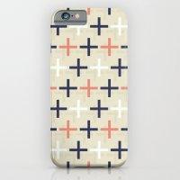 Midcentury Pattern 04 iPhone 6 Slim Case