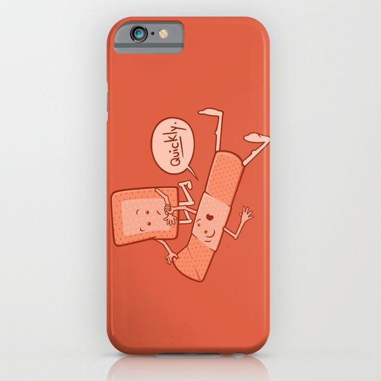 Come To My Aid iPhone & iPod Case
