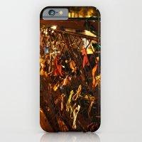 iPhone & iPod Case featuring Love Locks by Samantha MacDonald