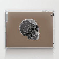 Geometric skulls Laptop & iPad Skin