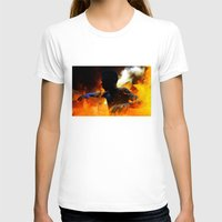 T-shirts featuring Through the sea of disorder by Sten-Erik Villup