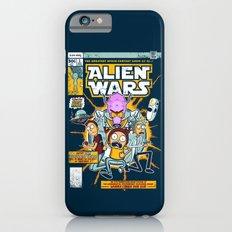 Alien Wars iPhone 6s Slim Case