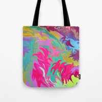 Summer Break Tote Bag