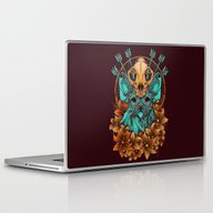 Laptop & iPad Skin featuring Sphynx Cat by Robin Clarijs