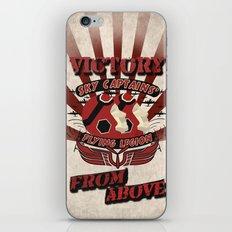 Flying Legion iPhone & iPod Skin