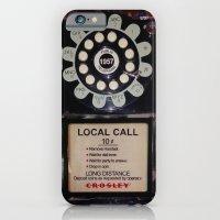 Public Telephone - case iPhone 6 Slim Case