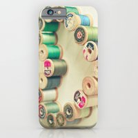 I Heart Sewing iPhone 6 Slim Case