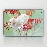 White Rose for you Laptop & iPad Skin